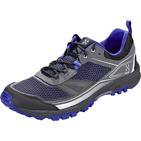 Haglöfs Gram Trail Shoes Herre magnetite/cobalt blue